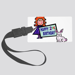 2nd-Birthday-08-[Converted] Large Luggage Tag
